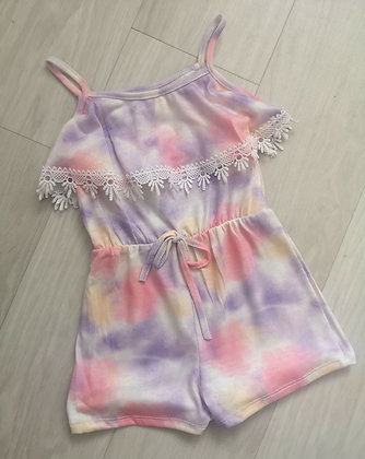 Pastel Tie Dye Playsuit