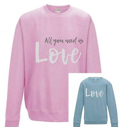 Me&Mini - All you need is love set
