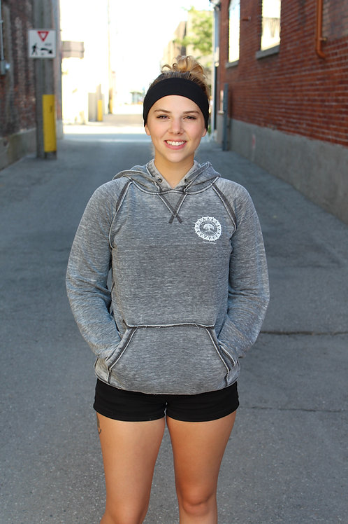 Grey Fresh Palate Pull Over
