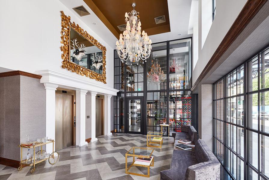 The Curtain Hotel Shoreditch London
