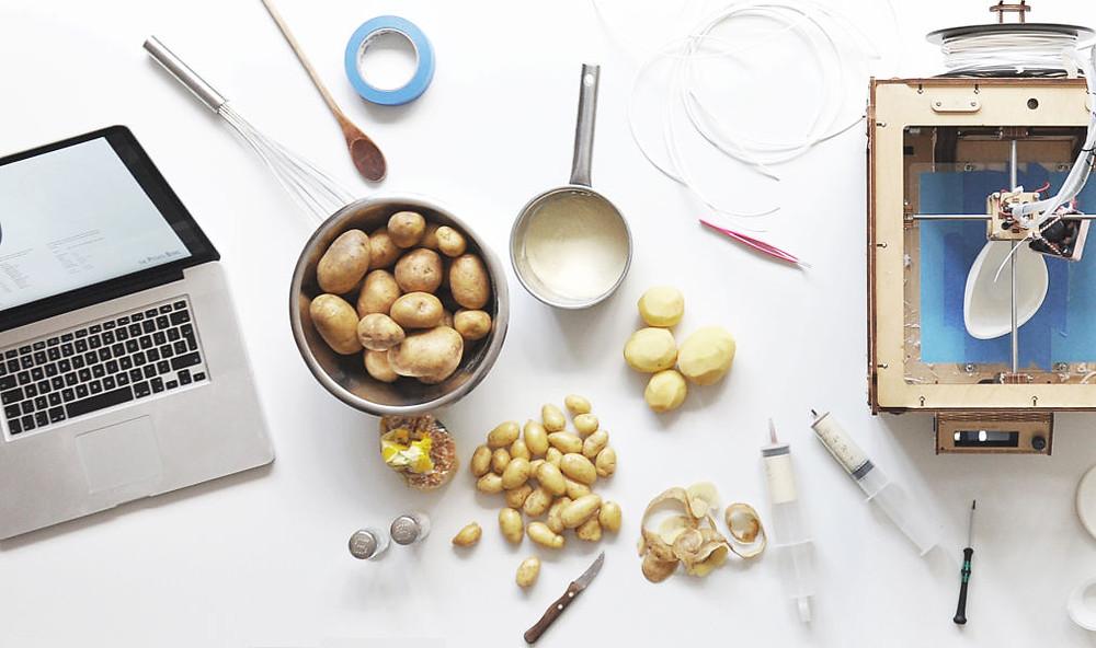 Potato Tableware
