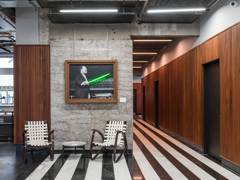 The Office Group / Henry Wood House