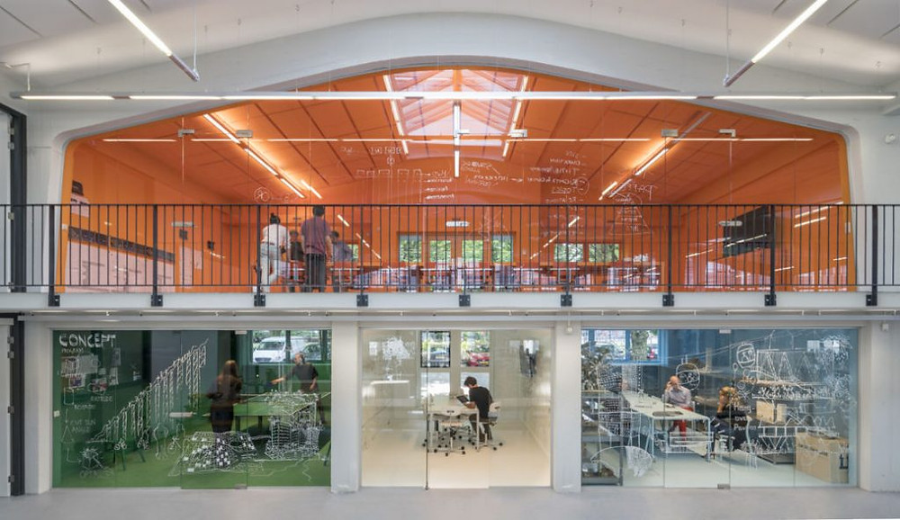 MVRDV Meeting Room Design