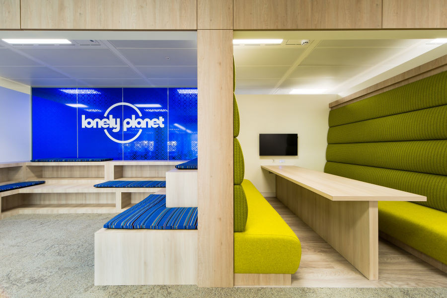 Lonely Planet Office