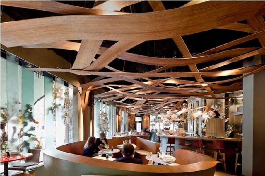 Ikibana Restaurant - El Equipo Creativo
