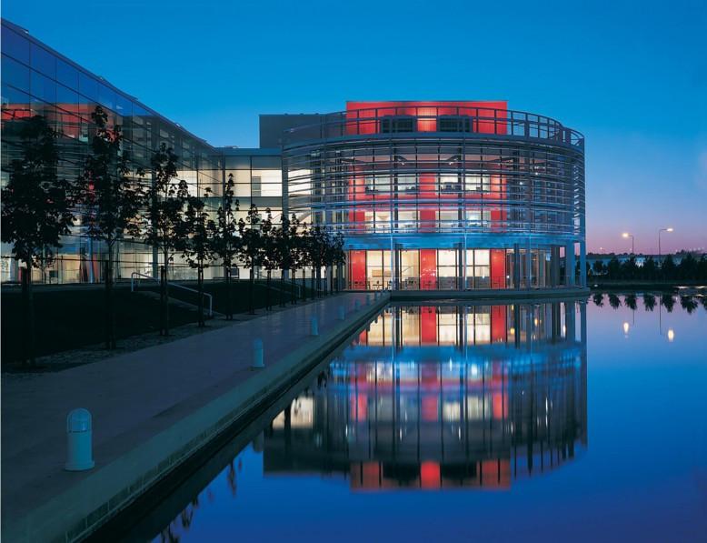 BT Headquarters Edinburgh - Bennetts Associates