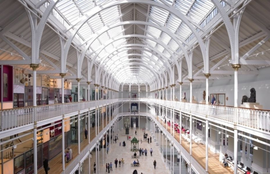 National Museum of Scotland - Max Fordham
