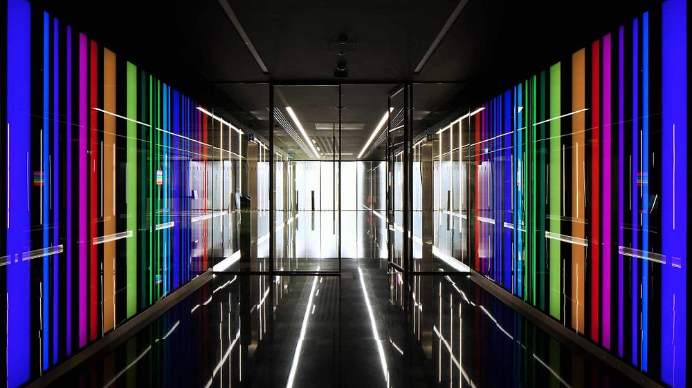 Office Central London - Designed by Nulty +