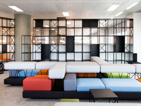 Five offices to inspire and motivate staff