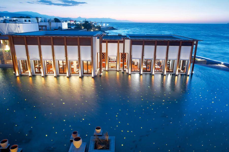 Grecotel Amirandes Resort in Greece