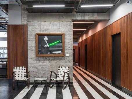 Office designs more fun than Santa's Grotto