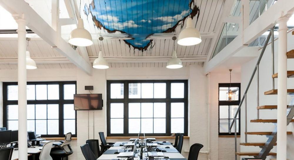 Thirdway Interiors Collaborative Workspace Design