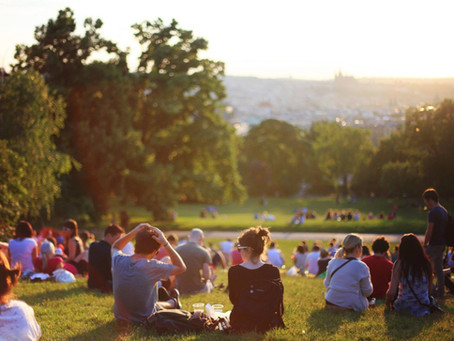 With lockdown easing, what kinds of green space will communities cherish in 2021?