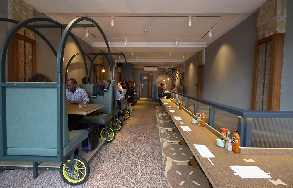 Nanban restaurant Brixton London