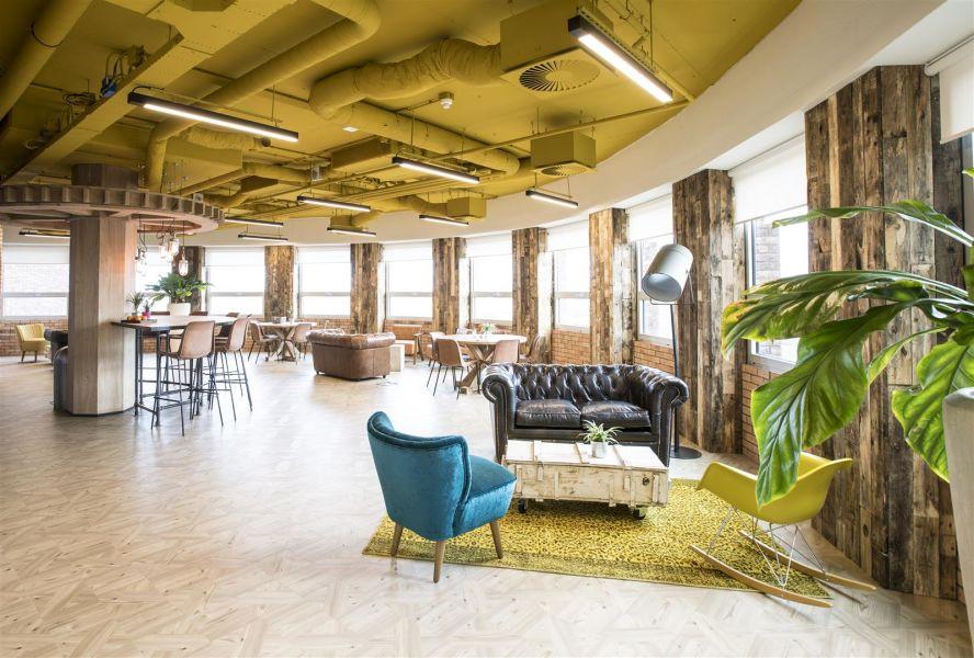 Tetris - CA Technologies shared workspace design