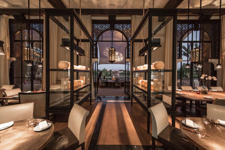 Ling Ling Marrakech - Firefly Lighting Design
