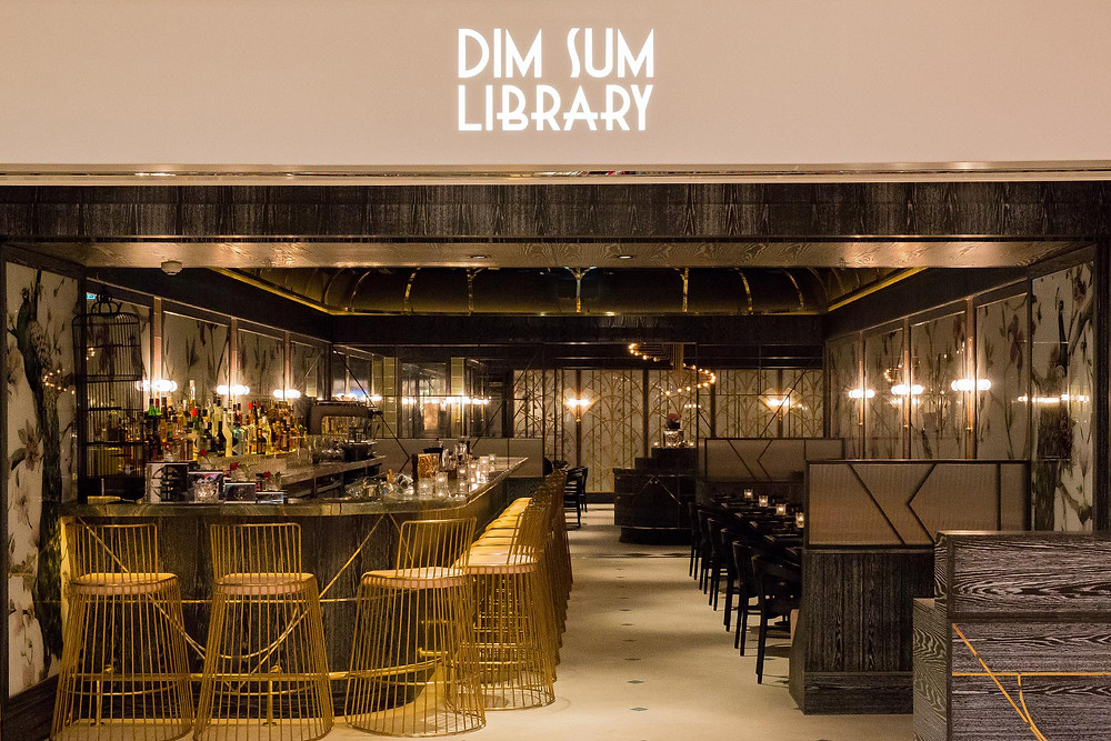 Dim Sum Library -Fabled Studio London