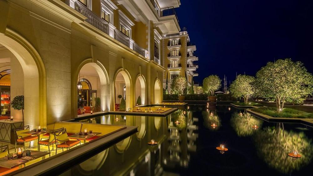 Regent Hotel - Light Bureau - Porto Montenegro