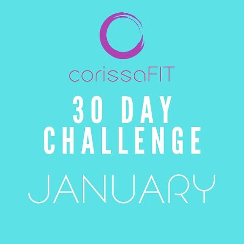 January CORE 30-day Challenge
