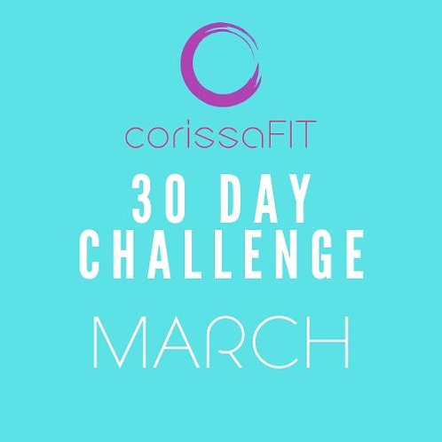 March AT-WORK 30-day Challenge