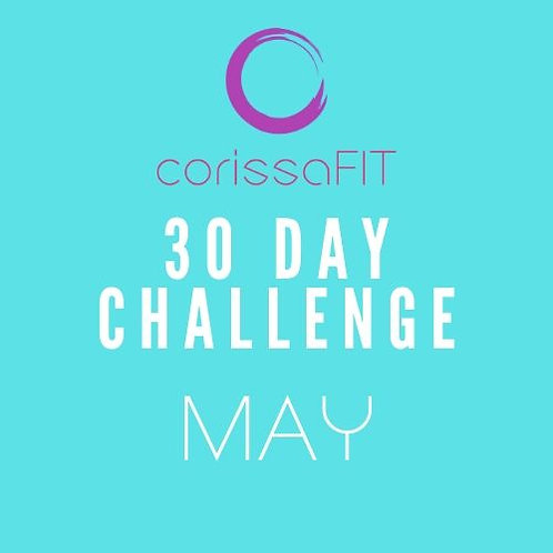 """May """"dirty30"""" 30-day Challenge"""