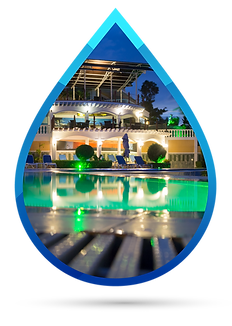water disinfection hotels
