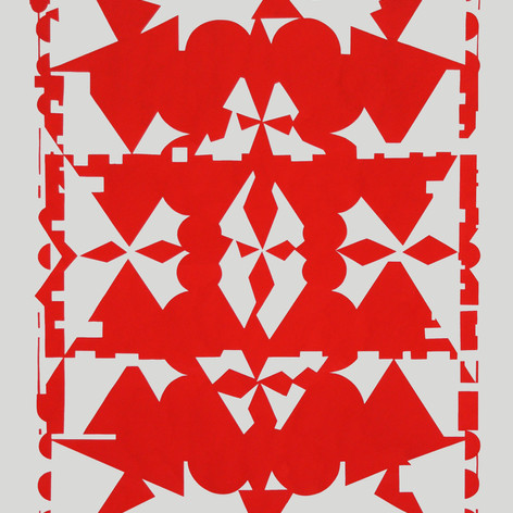 Untitled (RED 4)