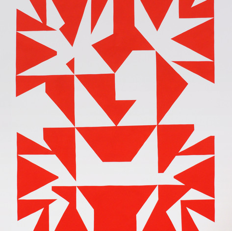 Untitled (RED 5)