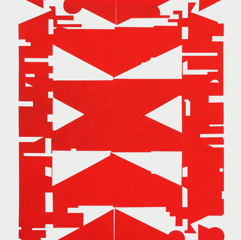 Untitled (RED 7)