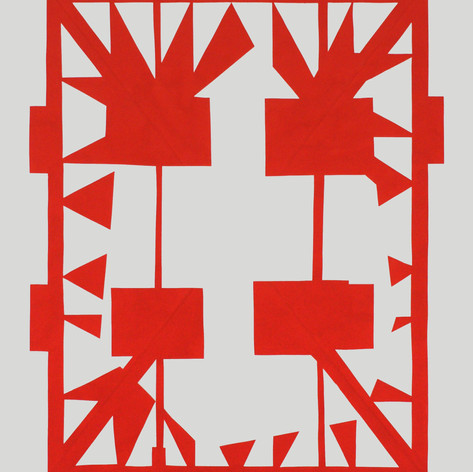 Untitled (RED 3)