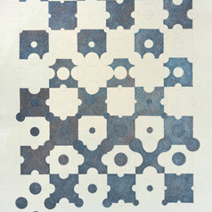 Grid drawing 15_4230_21_Through the Blue#1