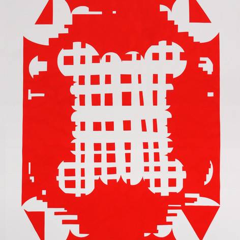 Untitled (RED 6)