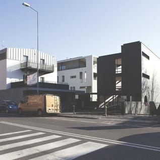 Edificio residenziale, Via Broseta 120, Bergamo