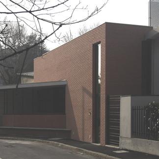 Ampliamento e adeguamento del centro per la terza età di Longuelo, Bergamo