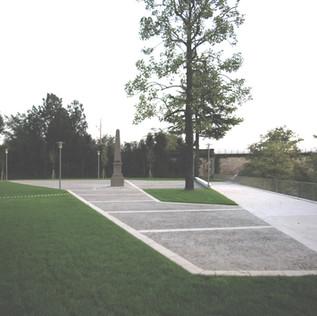 Sistemazione dello spalto fluviale in via Decò e Canetta, Seriate, BG
