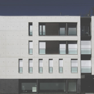 Edificio residenziale e terziario, Via Verdi 8, Bergamo