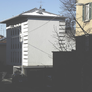 Edificio residenziale, Via Scuri 5, Bergamo