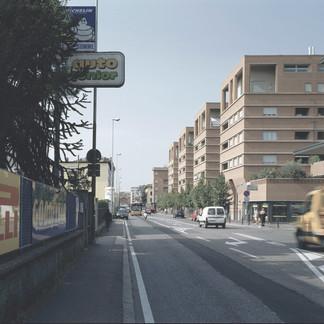 FOB, via Corridoni, Bergamo