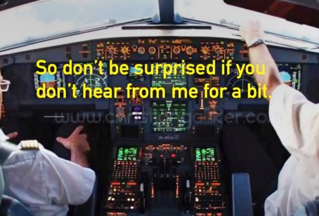 HONEST PREFLIGHT SAFETY DEMONSTRATION...