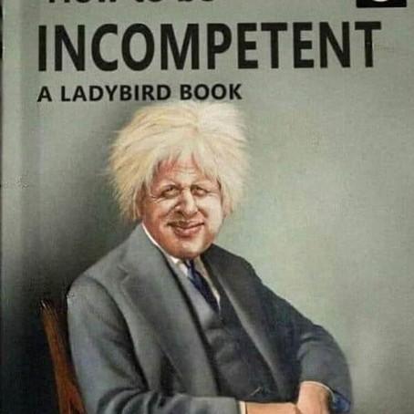 INCOMPETENT...