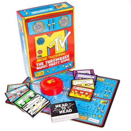 MTV: THE THROWBACK MUSIC PARTY GAME...
