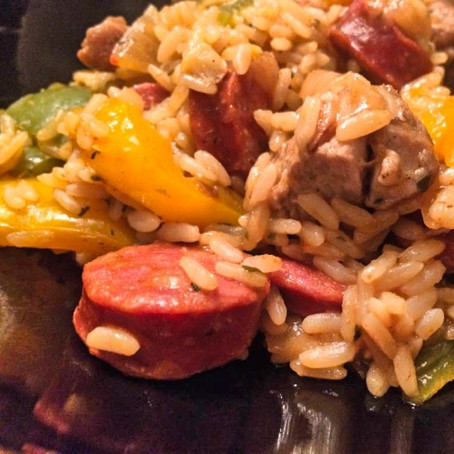 FOODIE TUESDAY: SPICY PORK AND RICE...