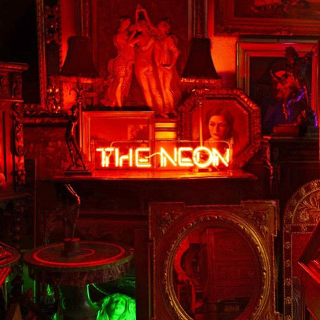 NOW PLAYING: THE NEON BY ERASURE...