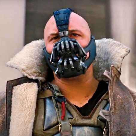 LISTEN TO BANE, HE KNOWS THE SCRIPT...