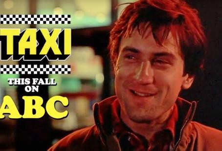 TAXI DRIVER: THE SITCOM...