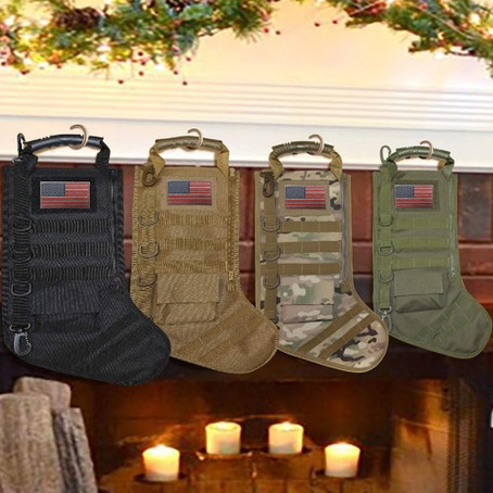 TACTICAL CHRISTMAS STOCKING...
