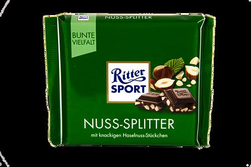 Ritter Sport Hazelnuts (Chopped)