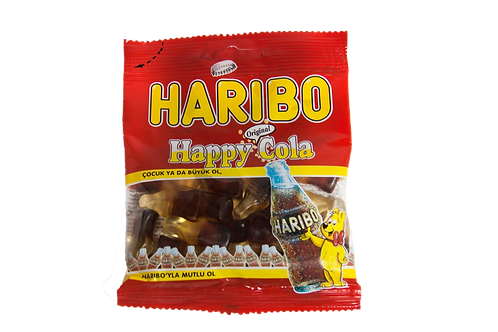 Haribo Happy Cola 80gm