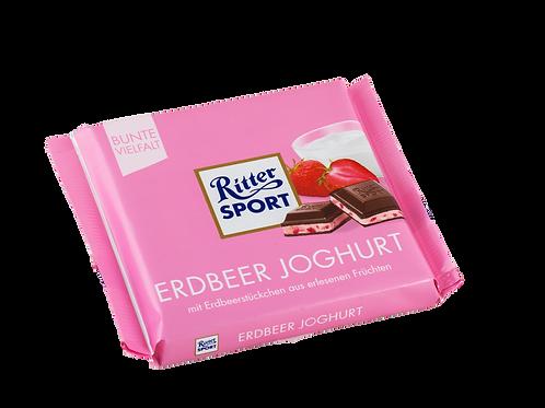 Ritter Sport Strawberry Yogurt