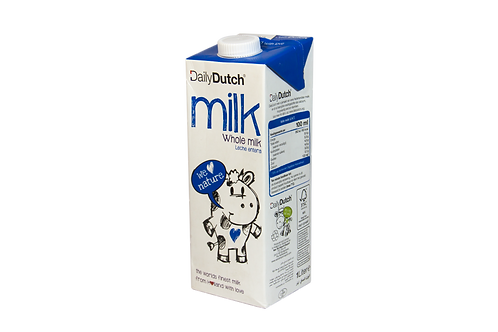 Daily Dutch Milk - Whole Milk